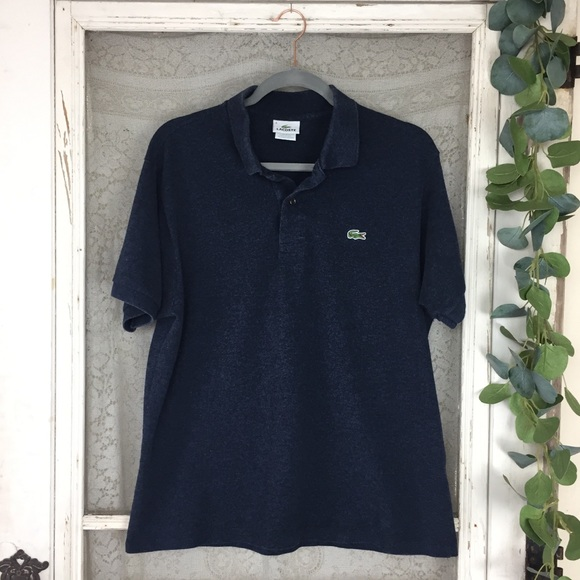 Lacoste Other - Lacoste Gray logo Polo Top sz. 6 (X2)